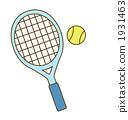테니스 이미지 1931463