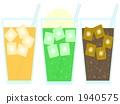可樂 可口可樂 橘子汁 1940575