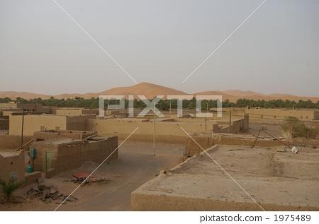 流行的沙漠社区 1975489
