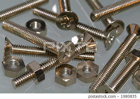 Bolt and nut 1980835