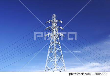 Steel tower 2005665