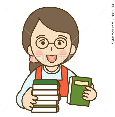 圖書館員 2007534