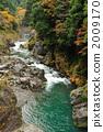 峡谷 山谷 河流 2009170