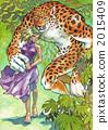 คนครึ่งสัตว์,เสือดาว,สัตว์ 2015409