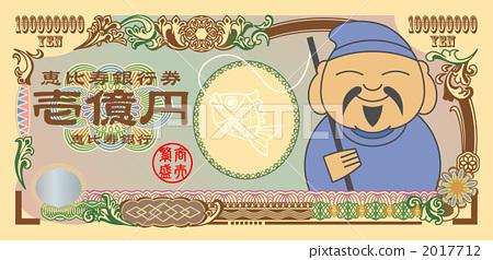 vector, vectors, currency note 2017712