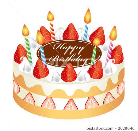 생일 케이크 2029040