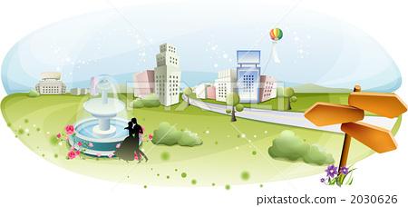 City / Building / Map _k_107596 2030626