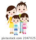 ครอบครัว 4 คน 2047025