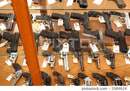 권총 판매 2089624