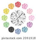 diamonds, diamond, vector 2091918