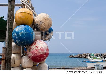 어업용 부표 2104303