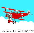 biplane, vector, vectors 2165872