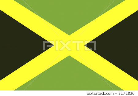 Flag of Jamaica 2171836