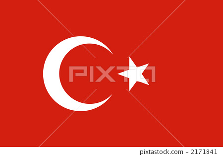 Flag of Turkey 2171841