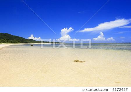 Quiet beach of Minami Fumida 2172437