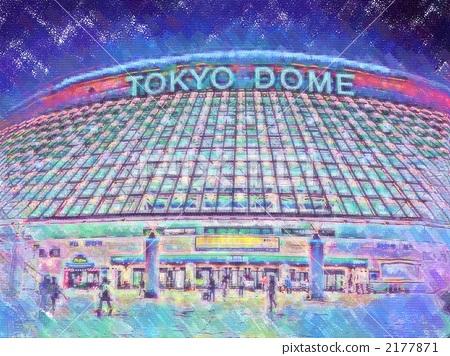 Tokyo Dome, Bunkyo ku Tokyo 2177871
