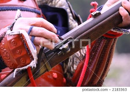 Gun firing corps 2183363