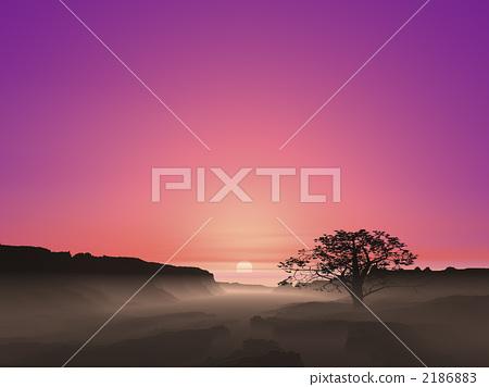 sunrise 2186883