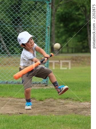 야구, 소년, 남자애 2202875