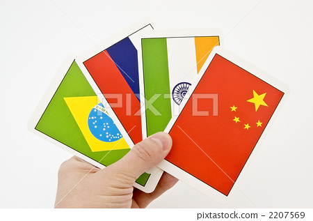 국기, 카드, 브라질 2207569