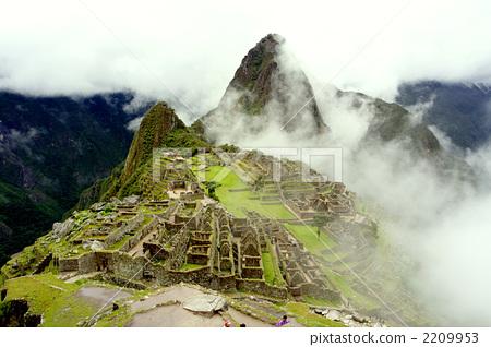 (Peru) Machu Picchu remains 2209953
