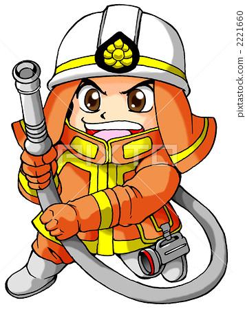 消防员(变形) 2221660