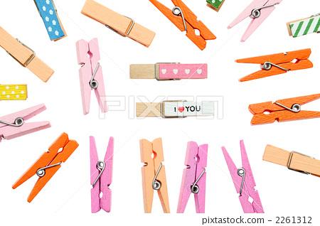 Clothespins 2261312