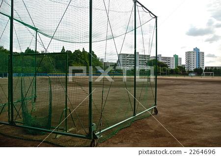 High School Baseball / Batting Gauge 2264696