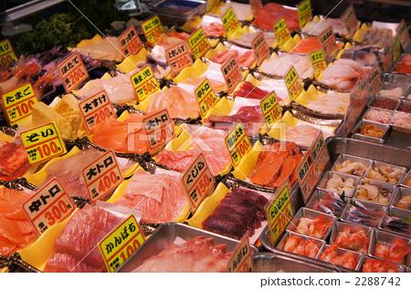 海鮮 水果海洋 生魚片 2288742