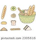 面包 2305616