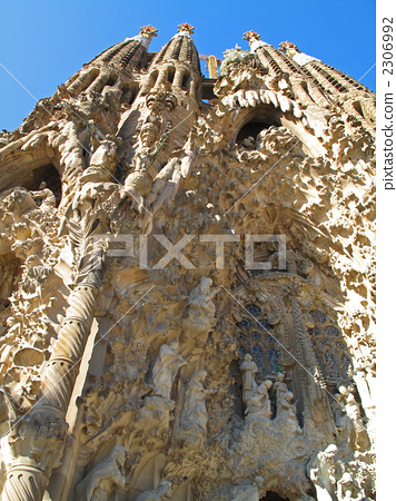 Barcelona Sagrada Familia 2306992