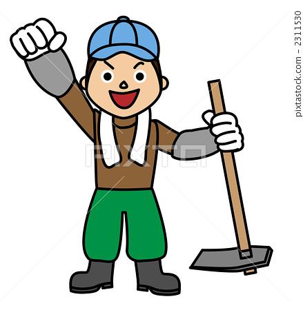 spade, agriculture, farmer 2311530