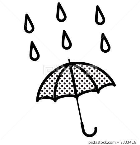 伞 雨量 下雨 2333419
