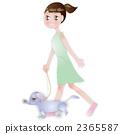 遛狗♪ 2365587