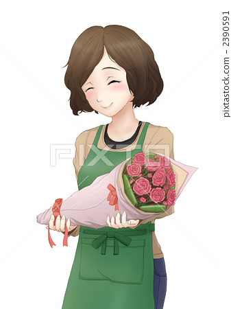 Mother's Day Illustration 2390591