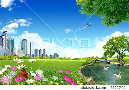 Lake / Park _k _ 421 727 2391791