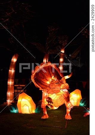 lantern, lanterns, dinosaur 2429909