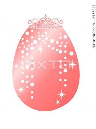 easter egg, easter-eggs, simple 2435287