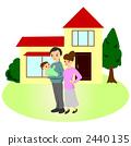 3人家庭 2440135