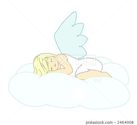 angel, angelic, sleep 2464008