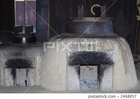 furnace, iron pot, kitchen supplies 2468857