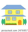 两层楼的房子 2476857