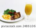 西餐 羊角麵包 早餐 2486106