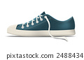 帆布鞋 运动鞋 橡皮底帆布鞋 2488434