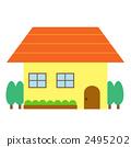 一幢房子 2495202