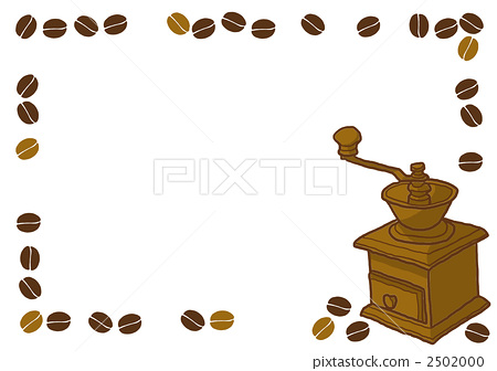 咖啡研磨机 框架 帧 2502000