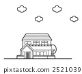dwelling, home, building 2521039