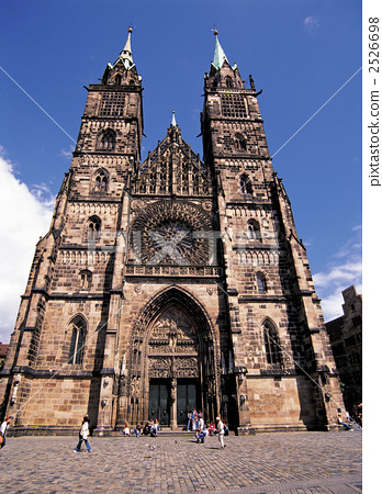 St. Lorenz's Church in Nuremberg 2526698