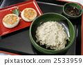 蕎麥麵和蕎麥麵 2533959