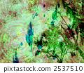 일러스트, 식목, 분재 2537510